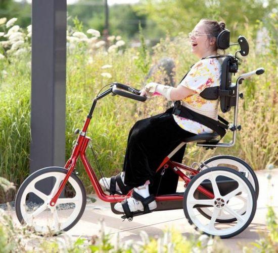 Тренажер для инвалидов