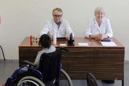 Инвалид на медкомиссии