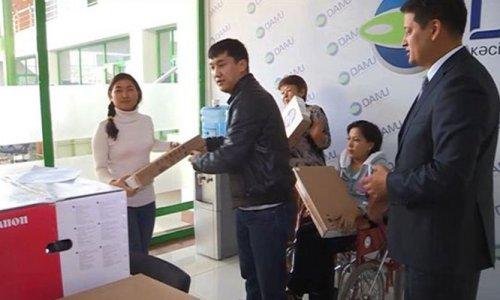 Спонсорская помощь инвалидам