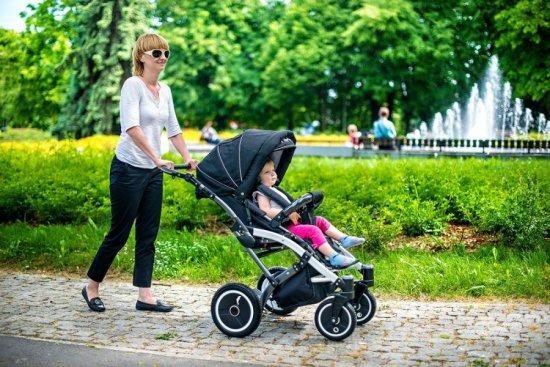 Коляска для ребенка с ДЦП