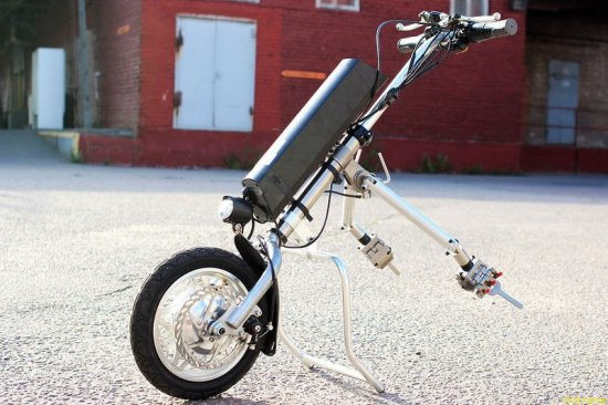 Приставка к инвалидной коляске