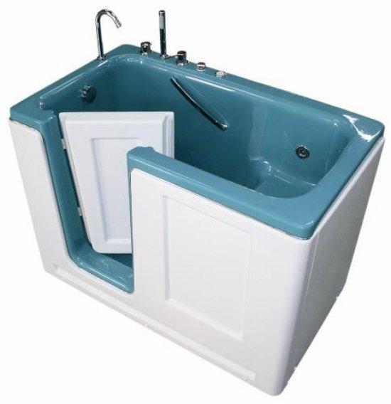 Ванна с дверцей для ивалидов