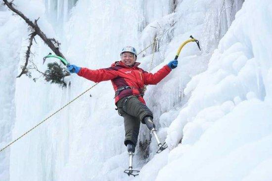 Без ног на Эверест