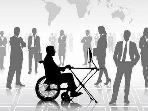 Инвалид за работой