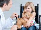 Врач и ребенок-инвалид