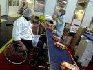 Инвалид на работе