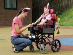 Семья с ребенком-инвалидом
