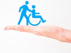 Соцзащита инвалидов