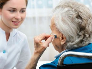 Инвалидность по слуху